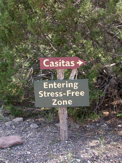It's YOUR Stress-Free Zone!