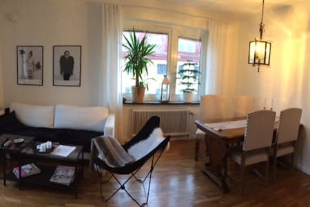 Two room appartment in the center of Gothenburg - Göteborg