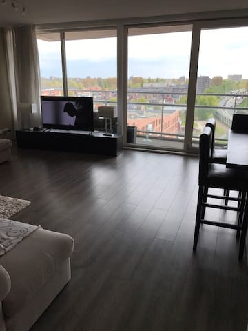 Beautiful apartment near Amsterdam Centre! - Zaandam - Apartment