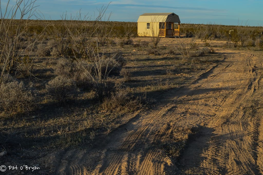 New mesa vista terlingua big bend cabin stars cabins for Big bend texas cabin rentals