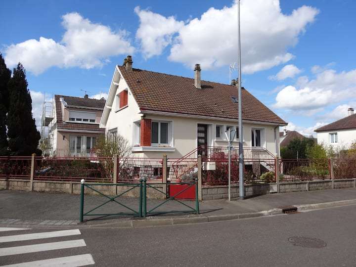 Nice B&B very close to Chartres
