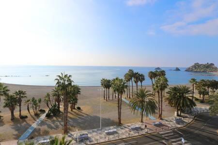 Sal al balcón y verás el mar, estudio muy acogedor - Almuñécar