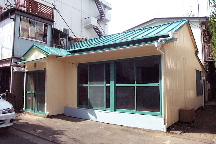 Traditional Japanese House in Tokyo - Ota - บ้าน