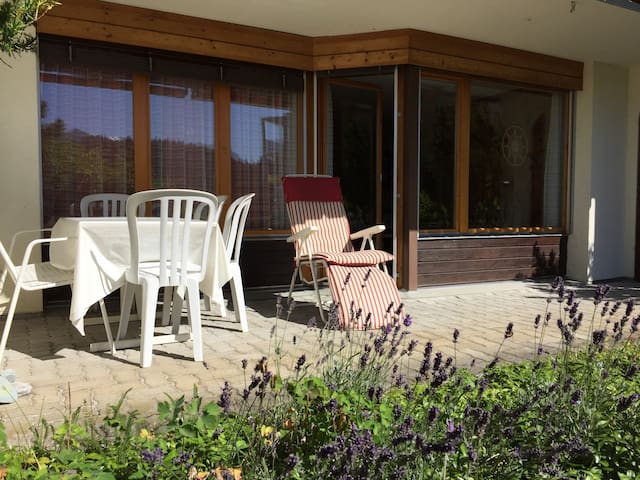 Cozy 1BR apartment in the middle of the holiday region Flims Laax Falera (Biala 3)