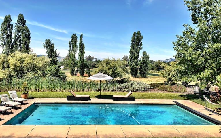 Sonoma Ranch, Pool & Baseball Field