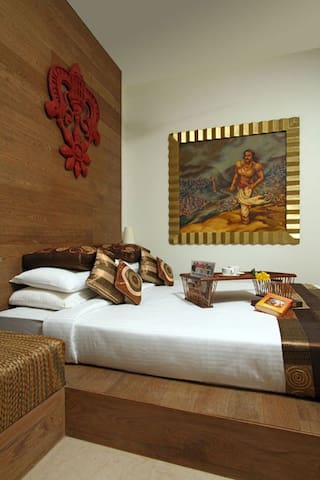 Karna - luxurious room for a power personality - Mumbai - Boutique hotel