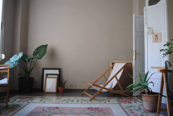 cozy and artist flat in center - València - Διαμέρισμα