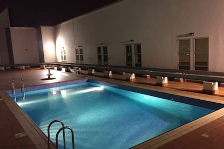 Central Government  Diplomatic Area / 2 br flat - Manama