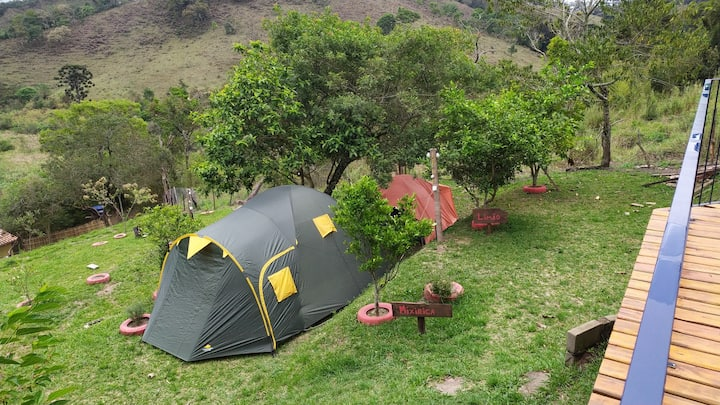 CAMPING DO GENINHO, IBITIPOCA MG. I