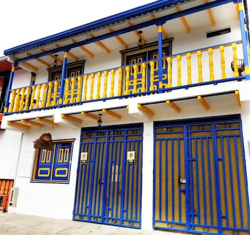 Hostal Real Hostel Salento