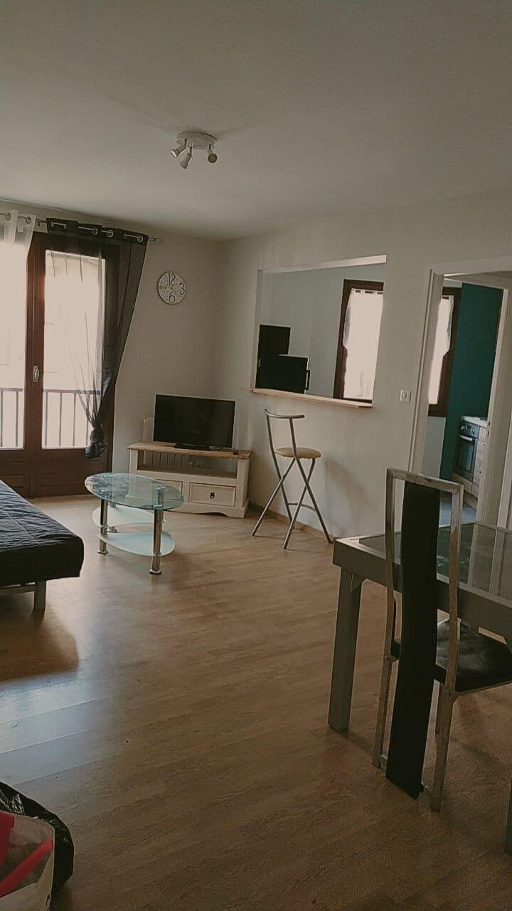 Charmant appartement dans une résidence calme