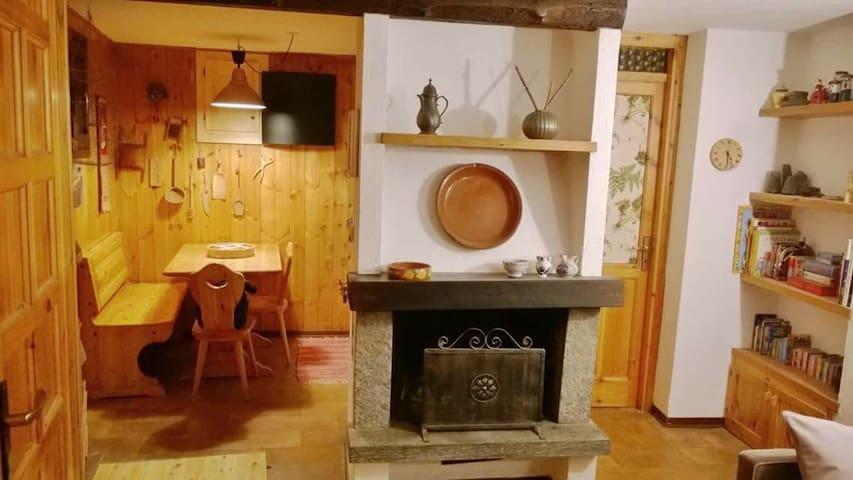 Buic - La Thuile - Apartment