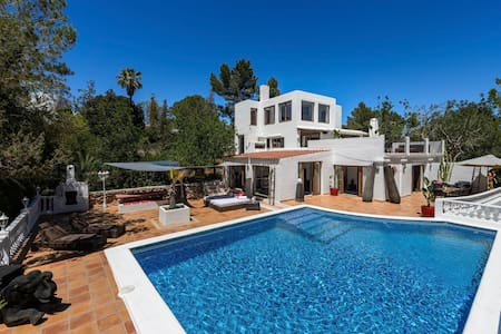 Luna 7 bed room - with a car - Illes Balears - Haus