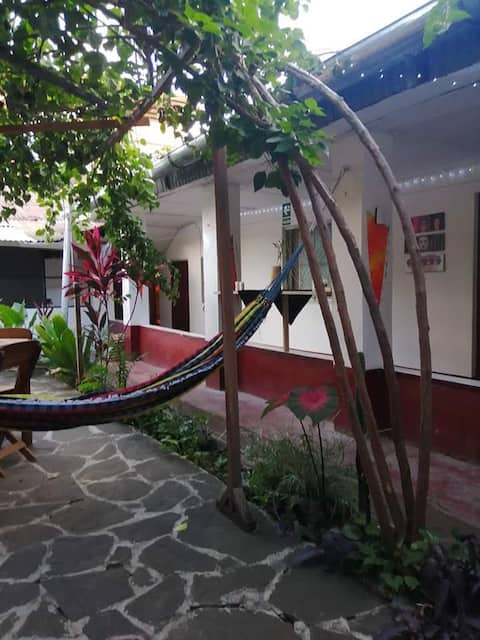 TINKU, alojamiento