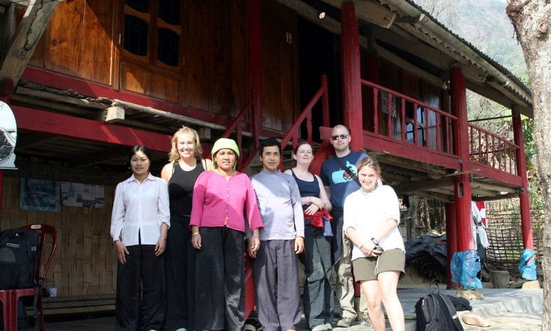 Homestay in Sapa Villages
