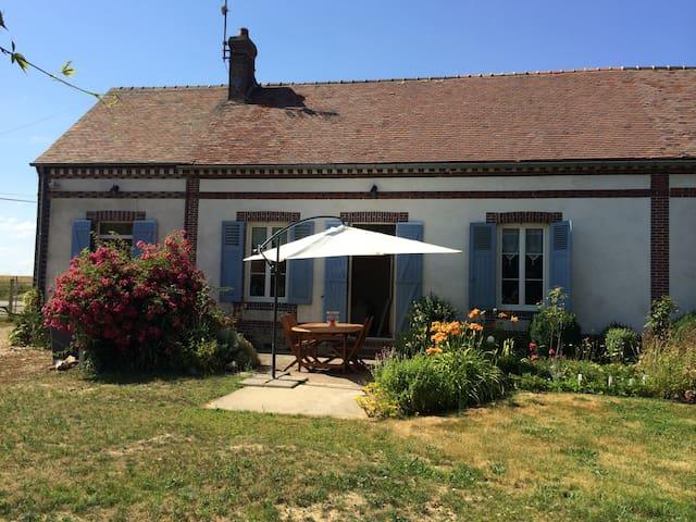 belle maison du pays normand - Chéronvilliers - Hus