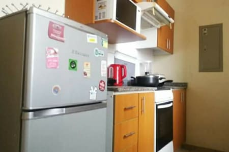 Apartamento renovado y saludable