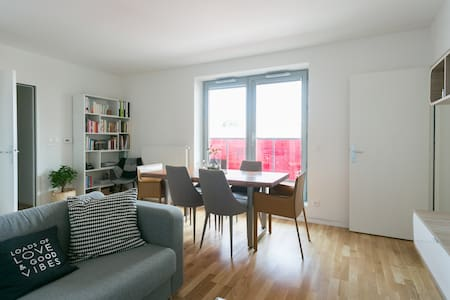 High-standard flat close to Paris! - Иври-сюр-Сен