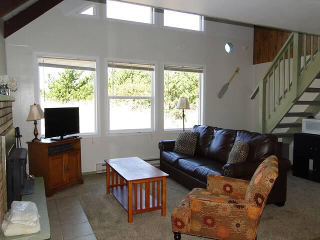 Chalet # 3- A frame cabin