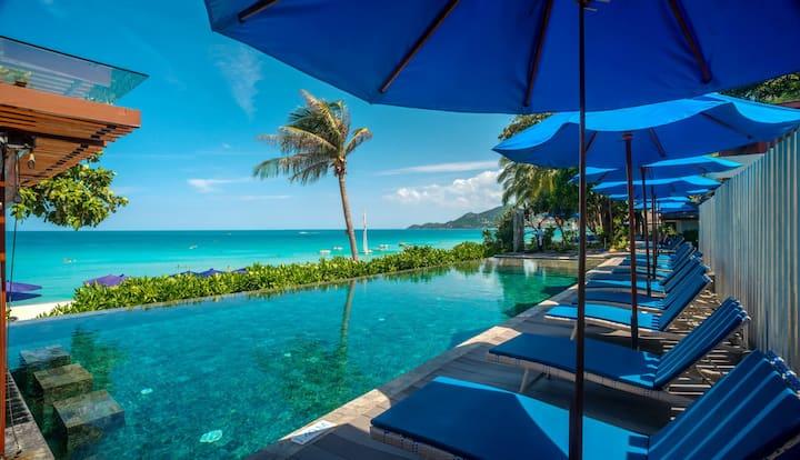 Synergy villa poolview close chaweng beach Samui