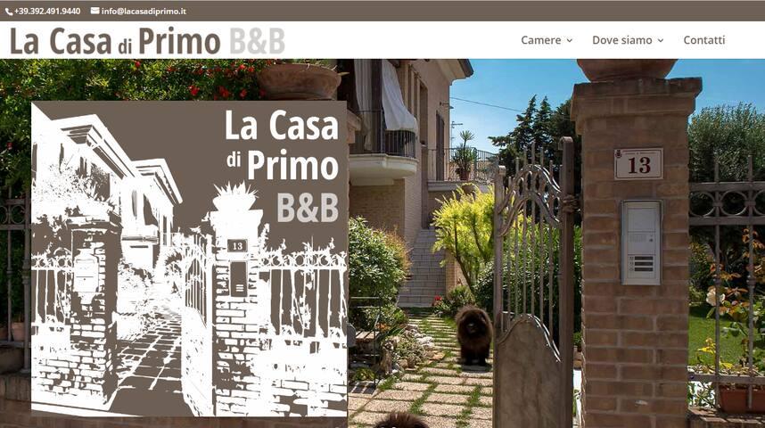 b&b Pernottamento Montecosaro  Civitanova Marche