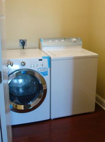 full size washer dryer