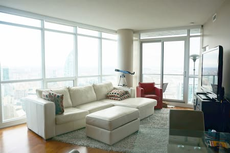 Private Room with Amazing Views - Toronto - Wohnung