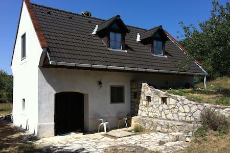 Quiet place at the Balaton - Balatonudvari - Rumah