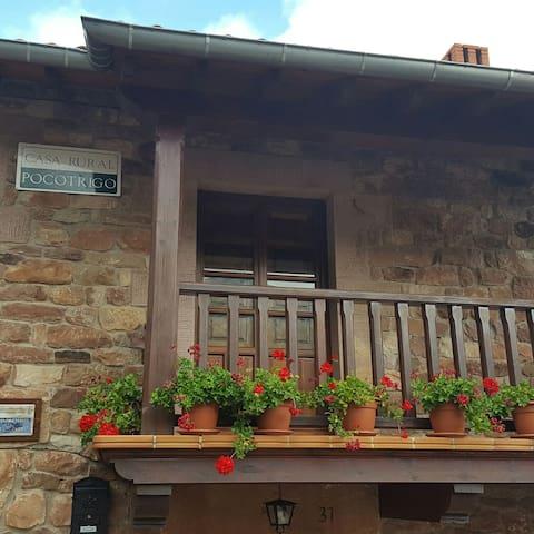 casa rural pocotrigo - Linares - House