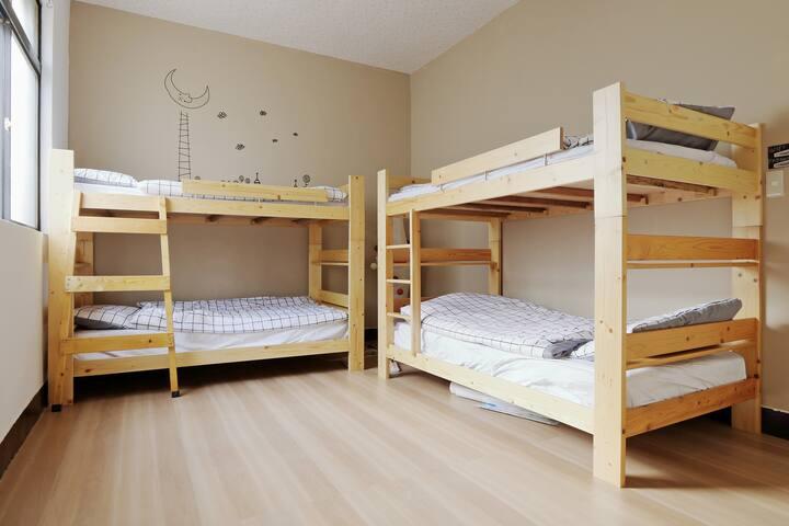 [HANAHANATAIPEI]宿舍間:全新裝潢,便利交通,高速網路