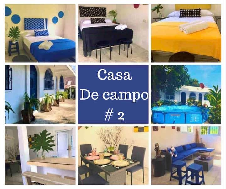 Casa de Campo El Niño 2 IRTRA Retalhuleu