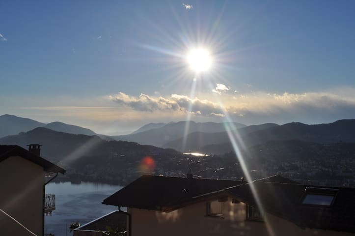 One Bedroom Apartment Lugano Aldesago