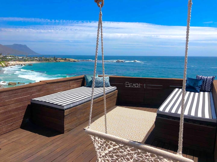 Clifton Beach Penthouse Apartment