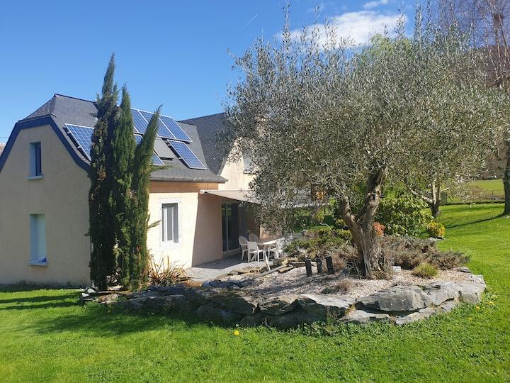Maison rénovée au pied des Pyrénées