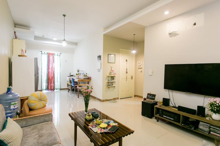 Cozy Apartment in District 7, HCMC - District 7 - Lägenhet