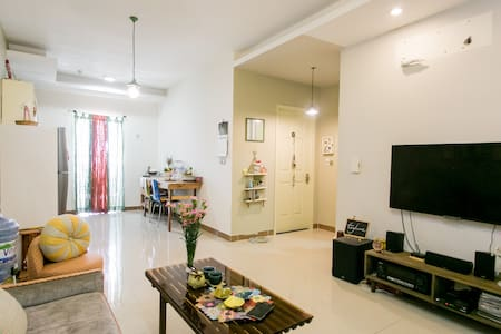 Cozy Apartment in District 7, HCMC - District 7 - Huoneisto