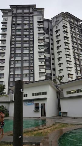 CozyCondo with SuperView - Shah Alam, Selangor, MY - Lägenhet