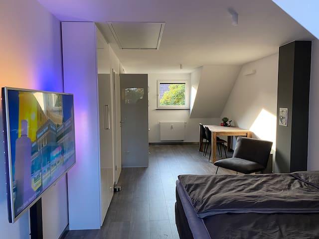 Neu renoviertes Studio Appartement