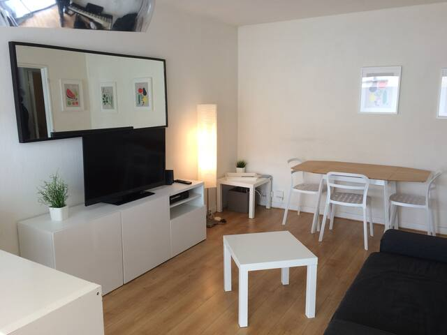 Appartement lumineux au centre de bordeaux appartements for Residence location bordeaux