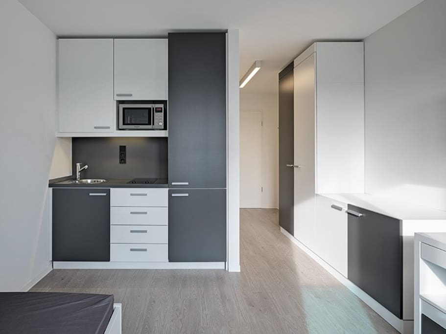 Studio Apartments In Munich Germany