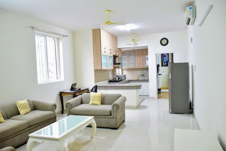 2 Bedroom Apt on Golf Course Extn & Sohna Road
