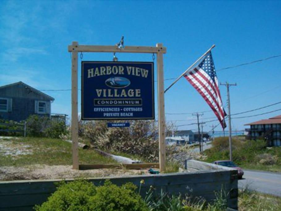 We are #7 at Harbor View Village in North Truro
