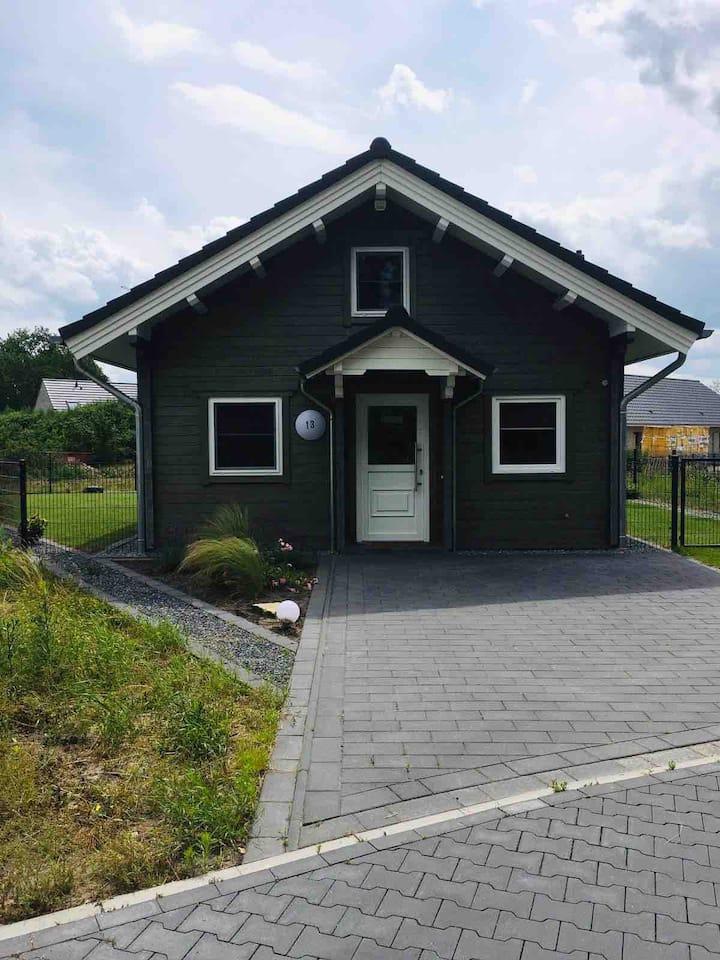 Ferienhaus am Harkebrügger See