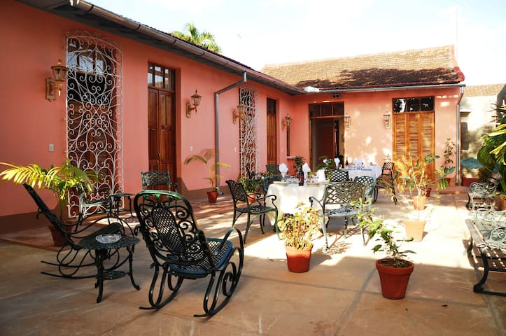 HOSTAL CASA RICHARD - REMEDIOS - Haus