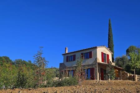 Casa del Pastore, Independant Tuscany Guesthouse - Metropolitan City of Florence - วิลล่า