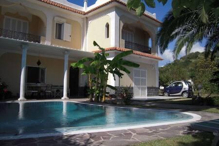 Appartamento in villa con piscina - Barano D'ischia - Byt