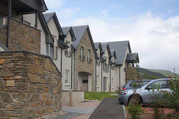 Flat 7 The Steadings - Aviemore - Daire