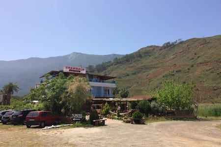 shambala hotel&restaurant - Adrasan