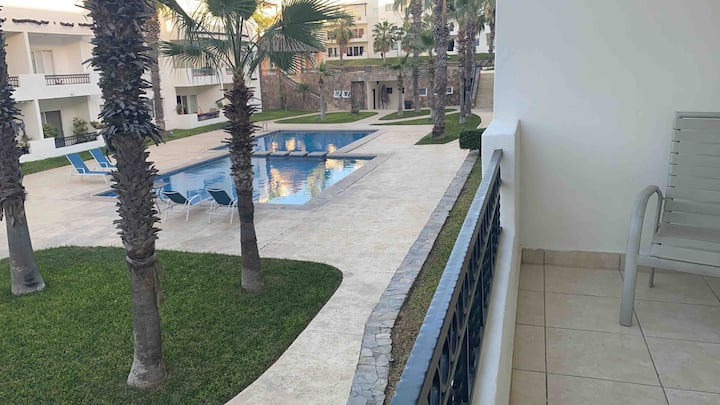 Apartament with pool