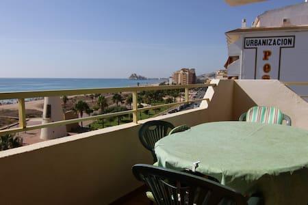 Magnifique appartement ensoleillé en front de mer